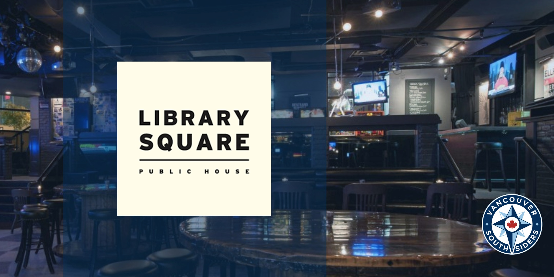 New Partner Pub! - Library Square Public House